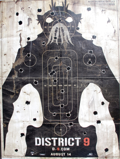 Affiche District 9