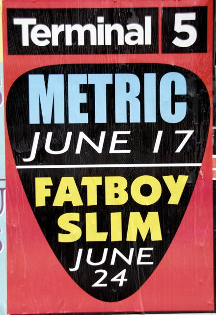 Affiche FatBoySlim