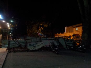 autre barricade
