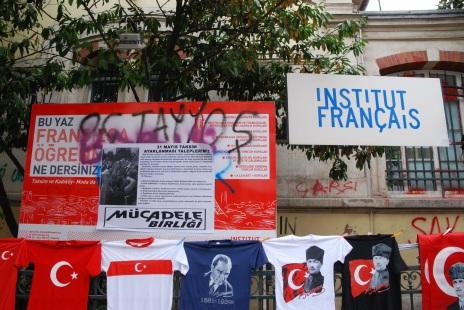 devant institut français
