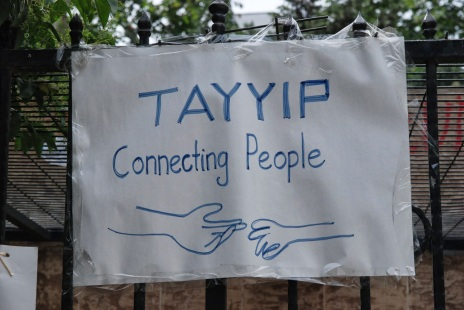 tayyip connecting people